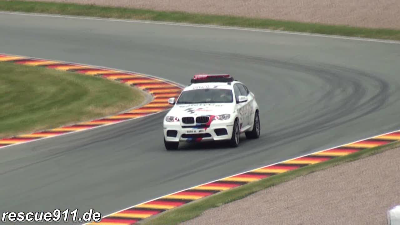Safety Cars + Safety Officer (Zusammenschnitt) (stream)