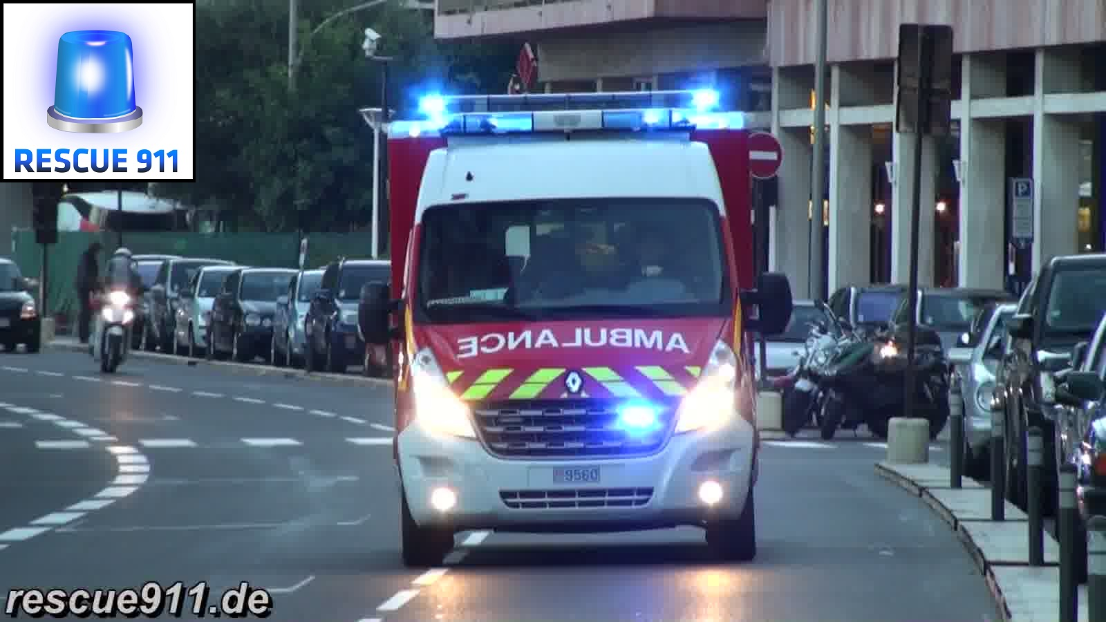 Sapeurs Pompiers de Monaco (collection) (stream)