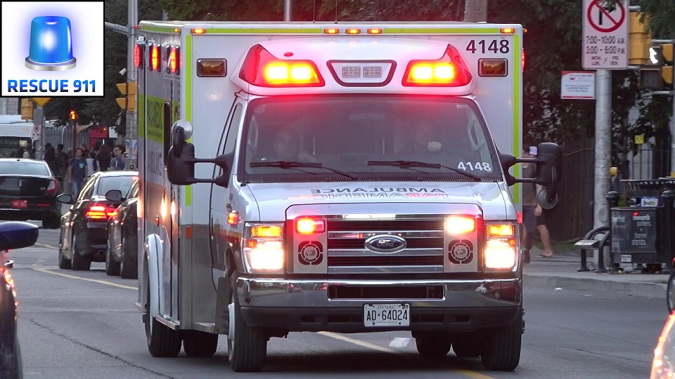 Ambulance Ottawa Paramedic Service (collection) (stream)