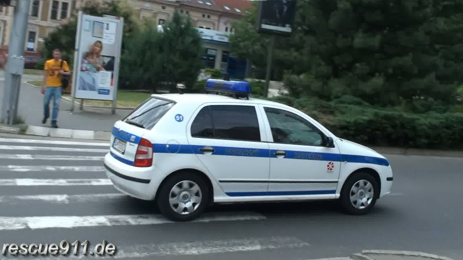 Bratislava Emergency Services (collection) (stream)