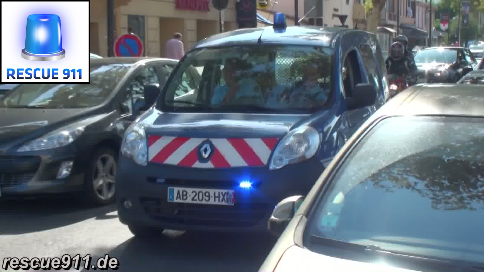 Gendarmerie Nationale Saint-Tropez (stream)
