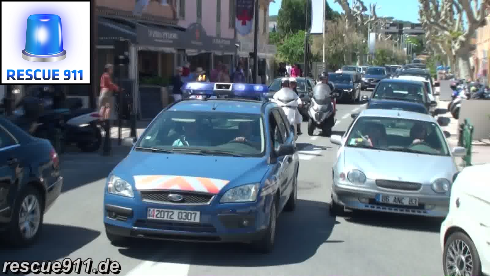 Gendarmerie Nationale Saint-Tropez (collection) (stream)
