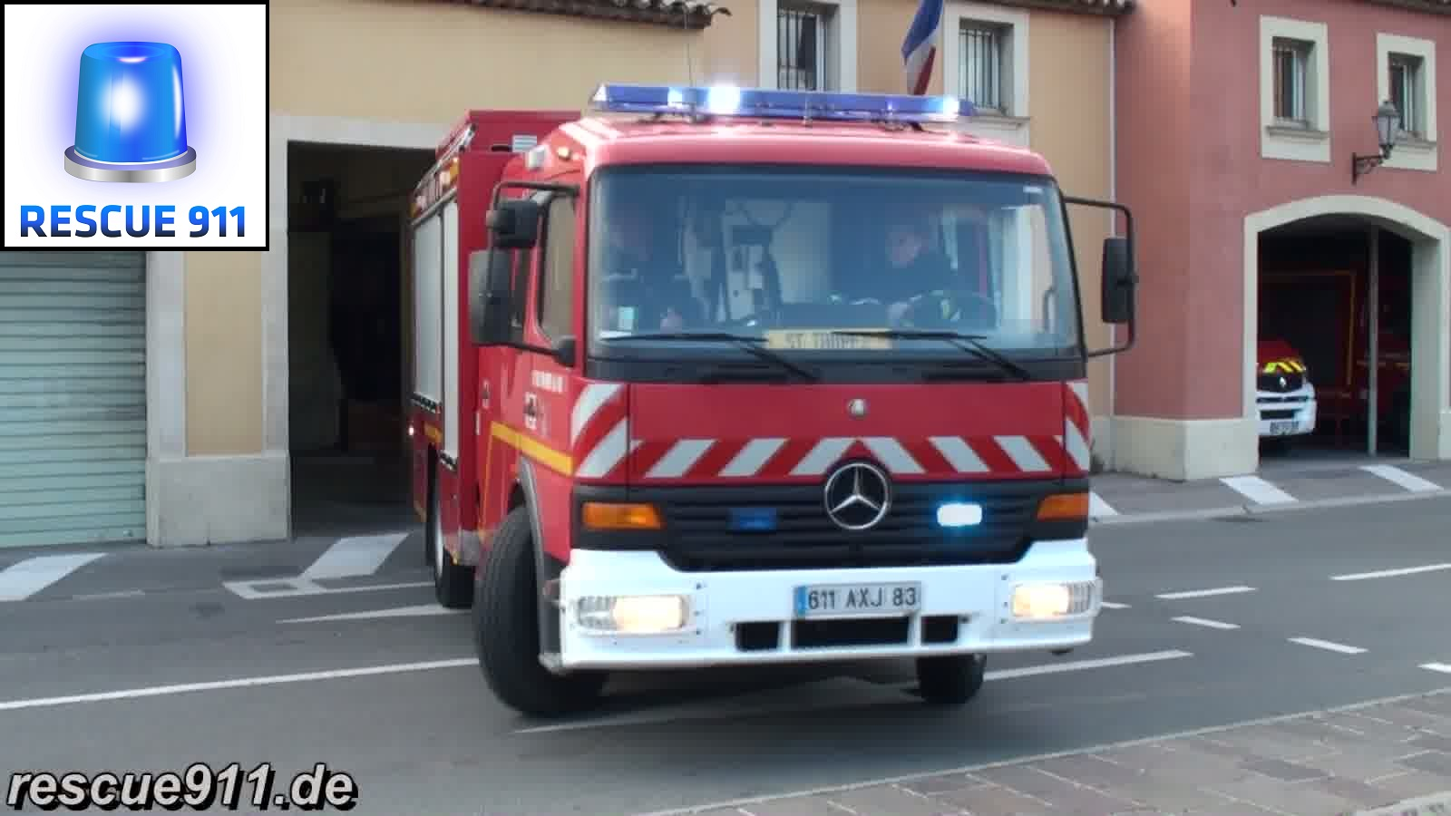 Sapeurs-Pompiers SDIS 83 CIS Saint-Tropez (collection) (stream)