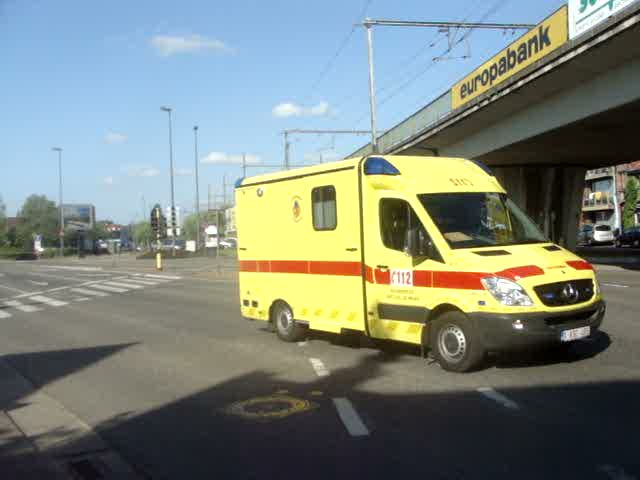 Ambulance Sint-Niklaas