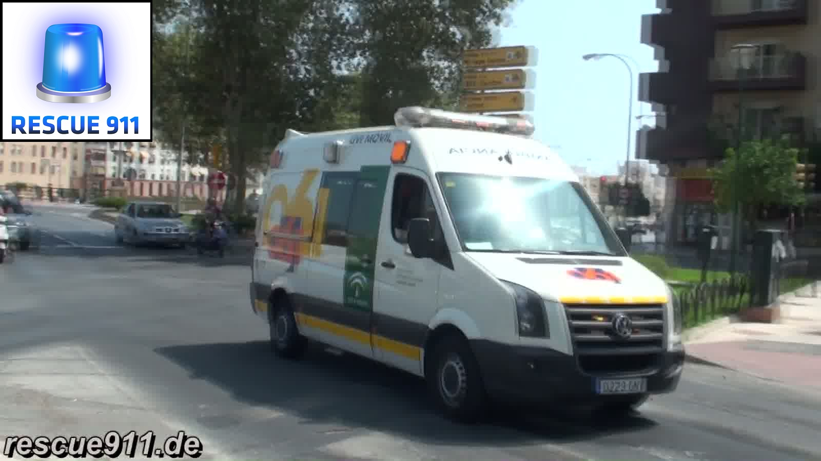 Ambulancia Málaga (collection) (stream)