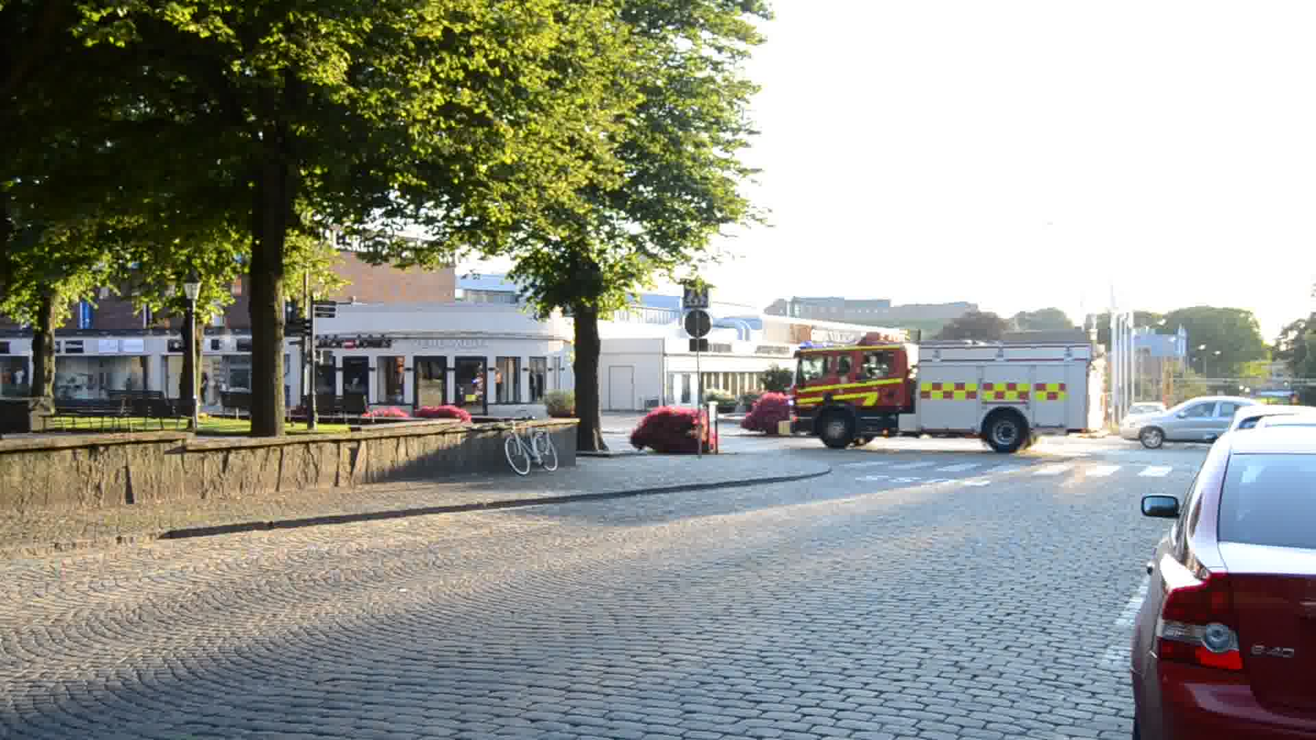 Fire department Varberg
