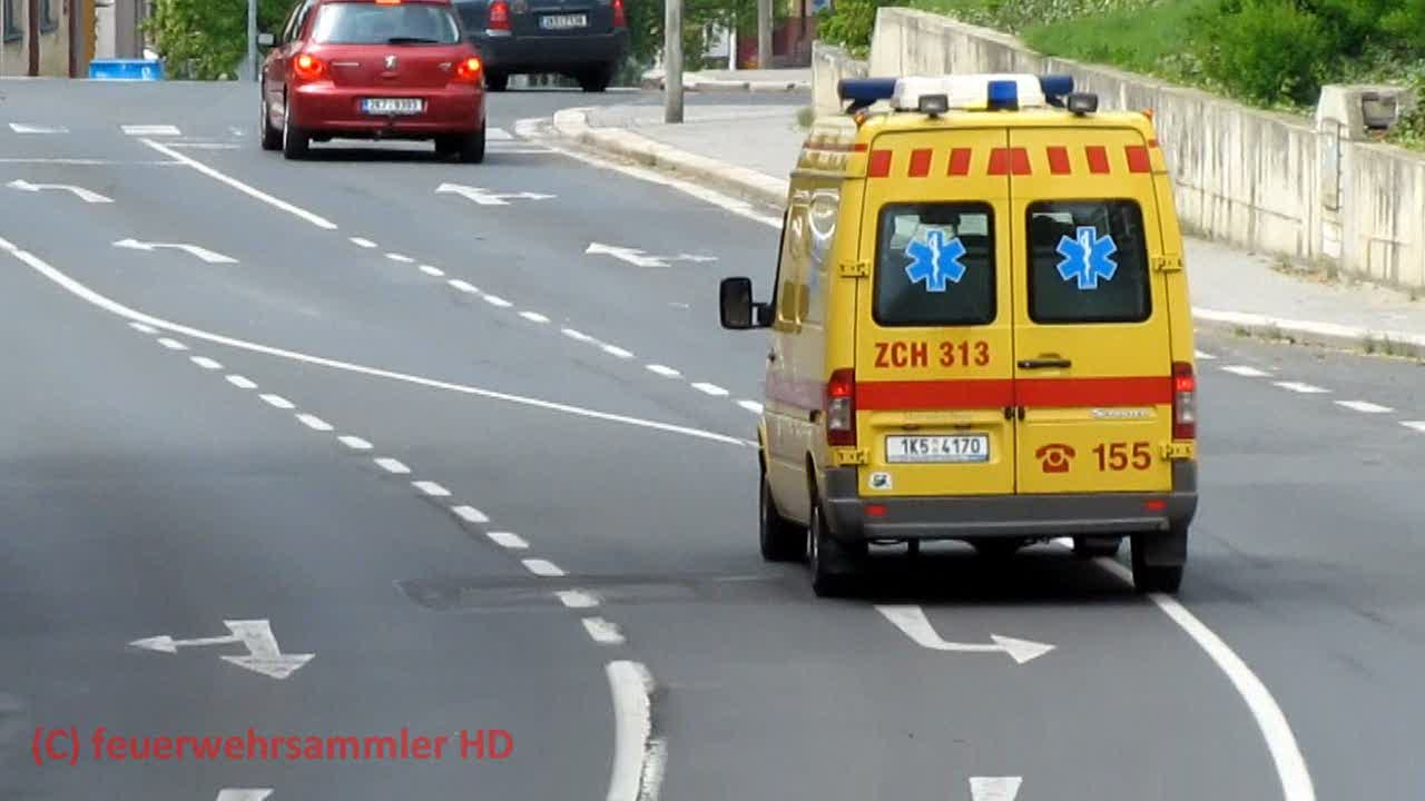 Ambulance Cheb