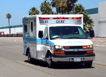 Care Ambulance A3 Fullerton