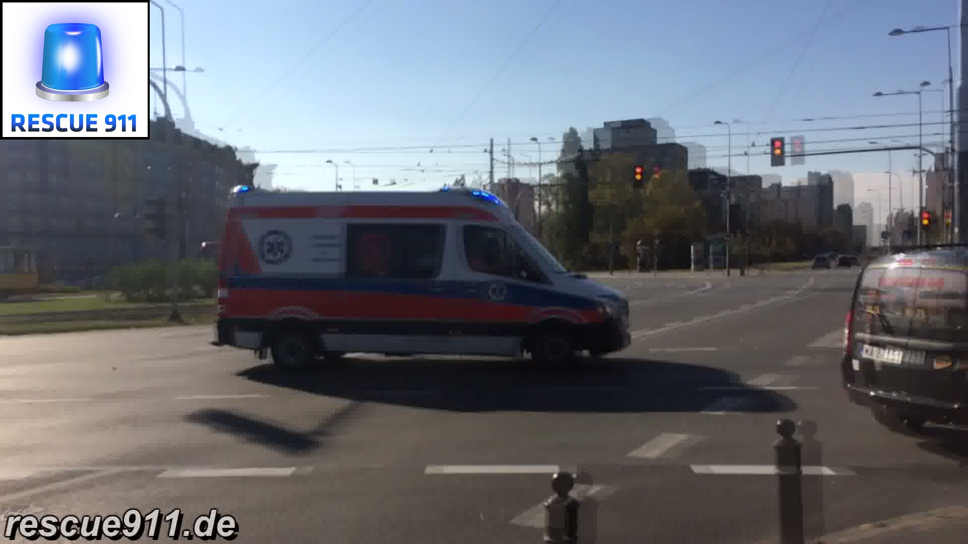 Warsaw Emergency Vehicles (collection) (stream)