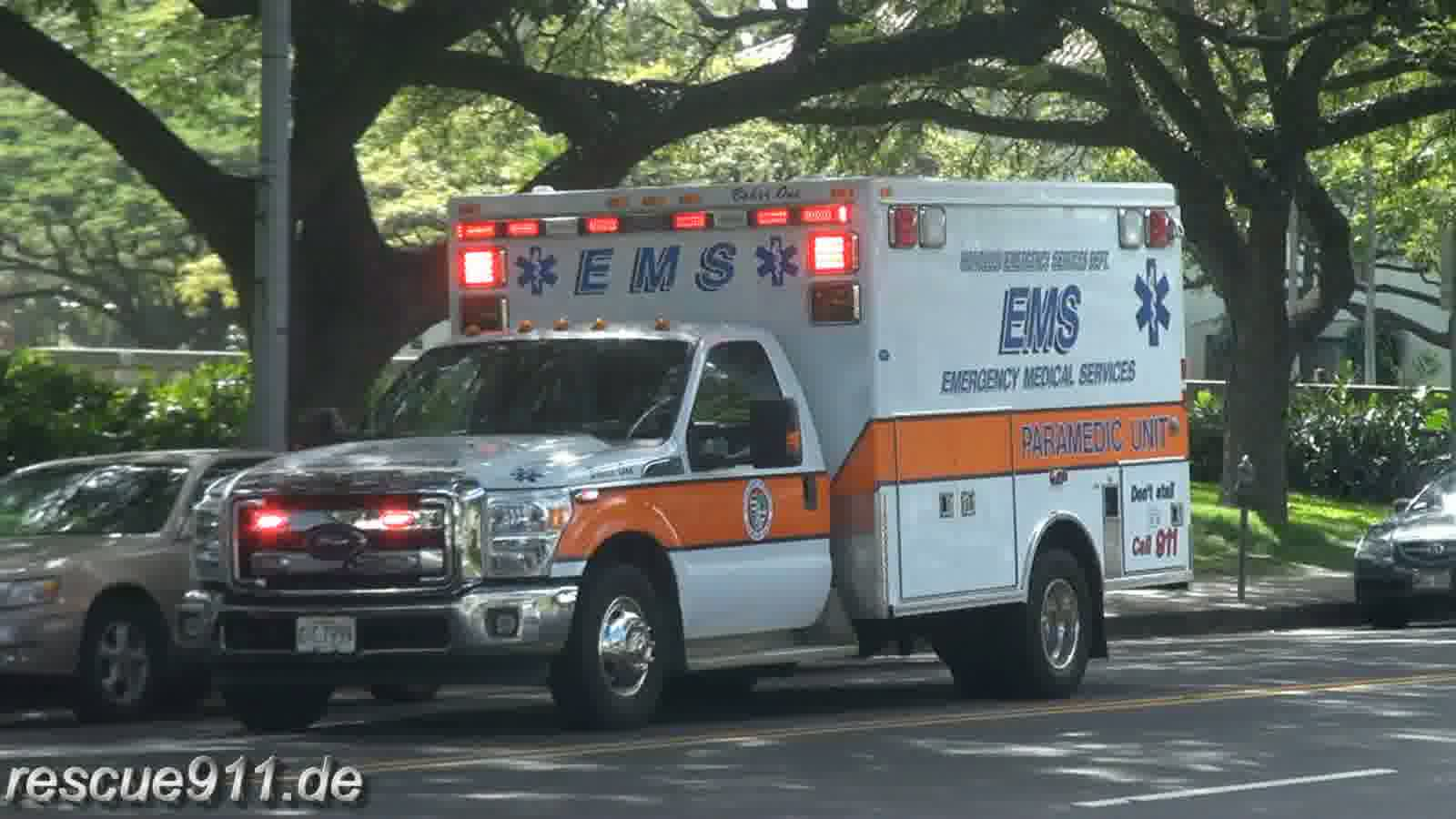 Honolulu EMS (collection) (stream)