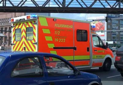 RTW BF Wuppertal FW 2