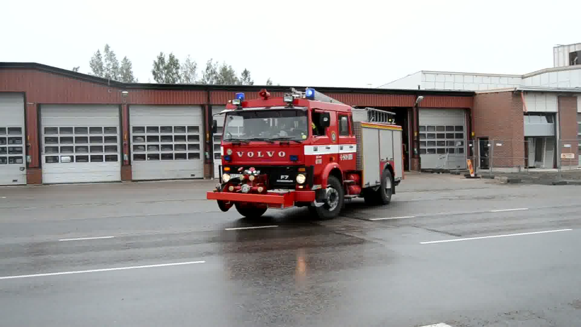 Fire department Älmhult