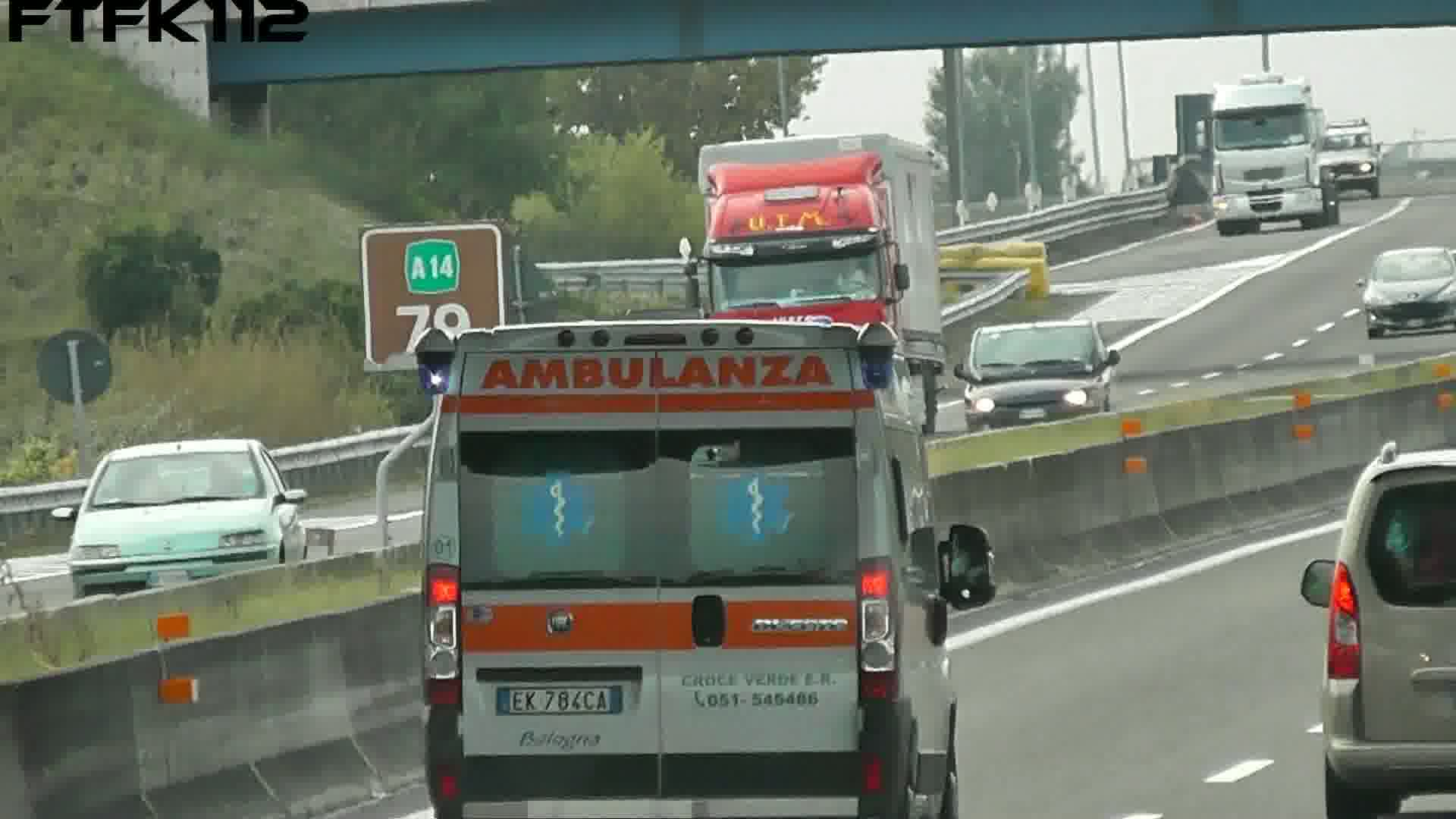 Ambulanza Bologna