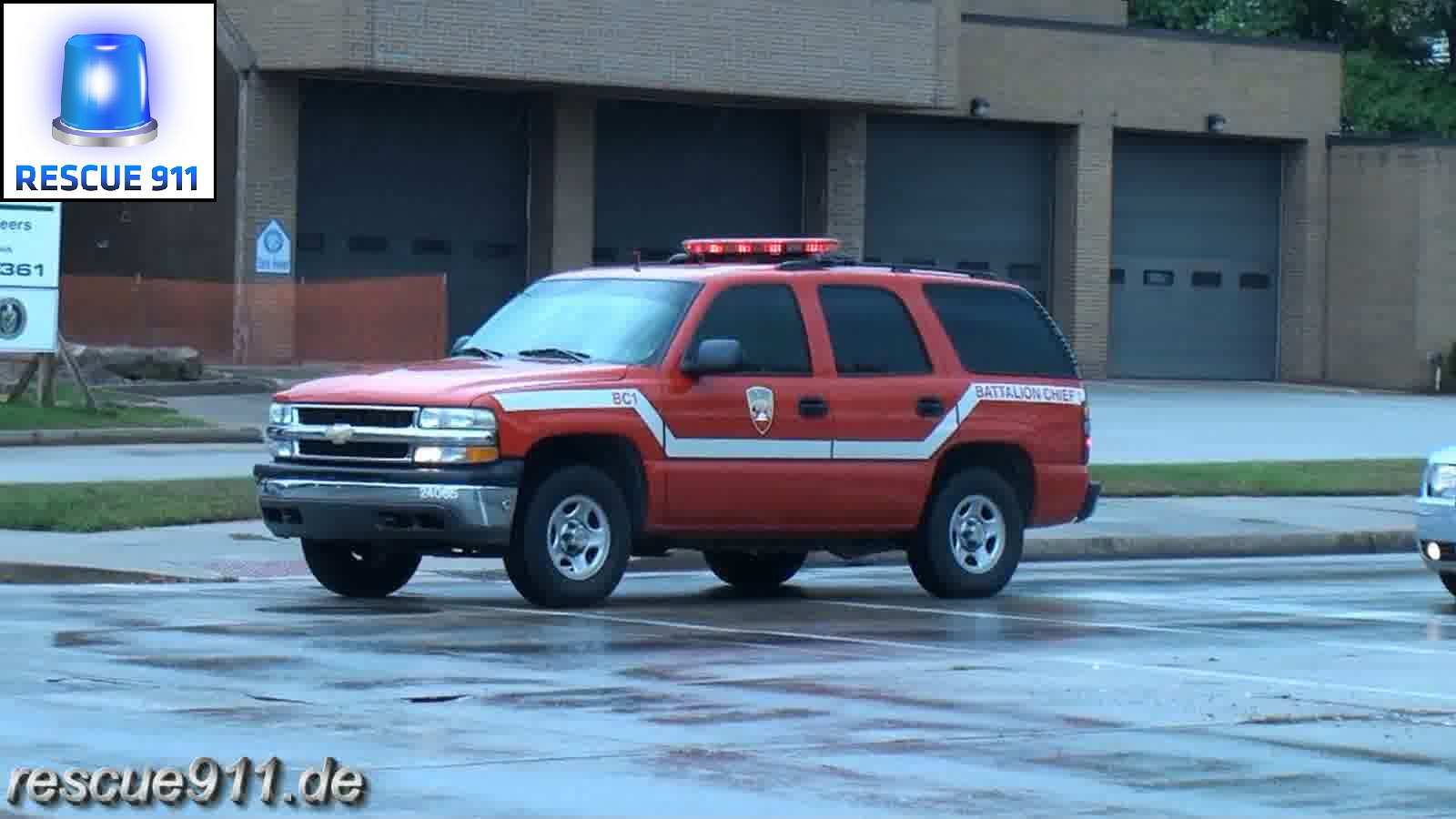 Battalion BC1 Fort Wayne Fire Department (stream)