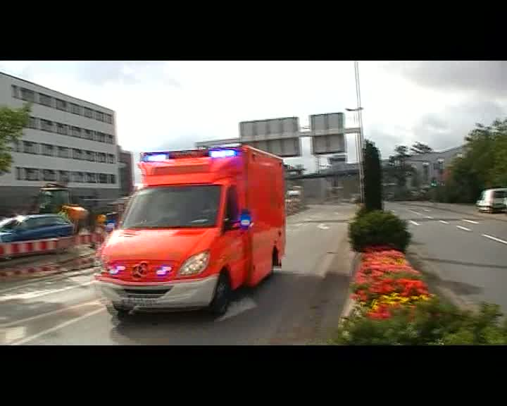 4x RTW Emergency Medical Services Fraport (Zusammenschnitt)