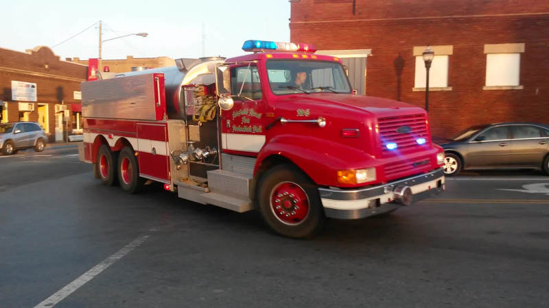 LQ - Engine 5 Fairfield Fire Department