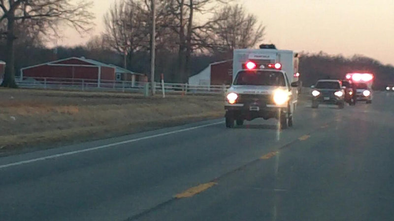 Unit 7 Fairfield Fire Department + Ambulance Wayne County Ambulance Service