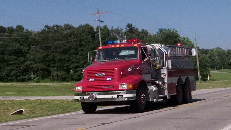Tanker 6 Fairfield Rural Fire Department