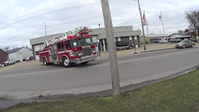Ladder 1 Fairfield City Fire Department
