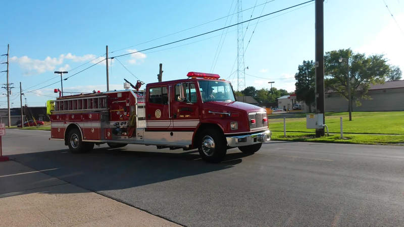 Pumper 9(97) Fairfield Fire Department
