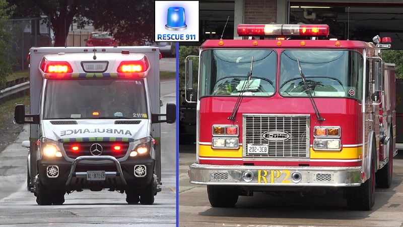 Niagara Region Fire Department + Ambulance (collection) (stream)