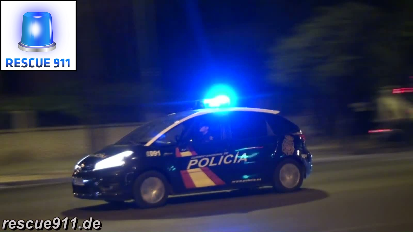 Cuerpo Nacional de Policía + Policía Local Sevilla (collection) (stream)