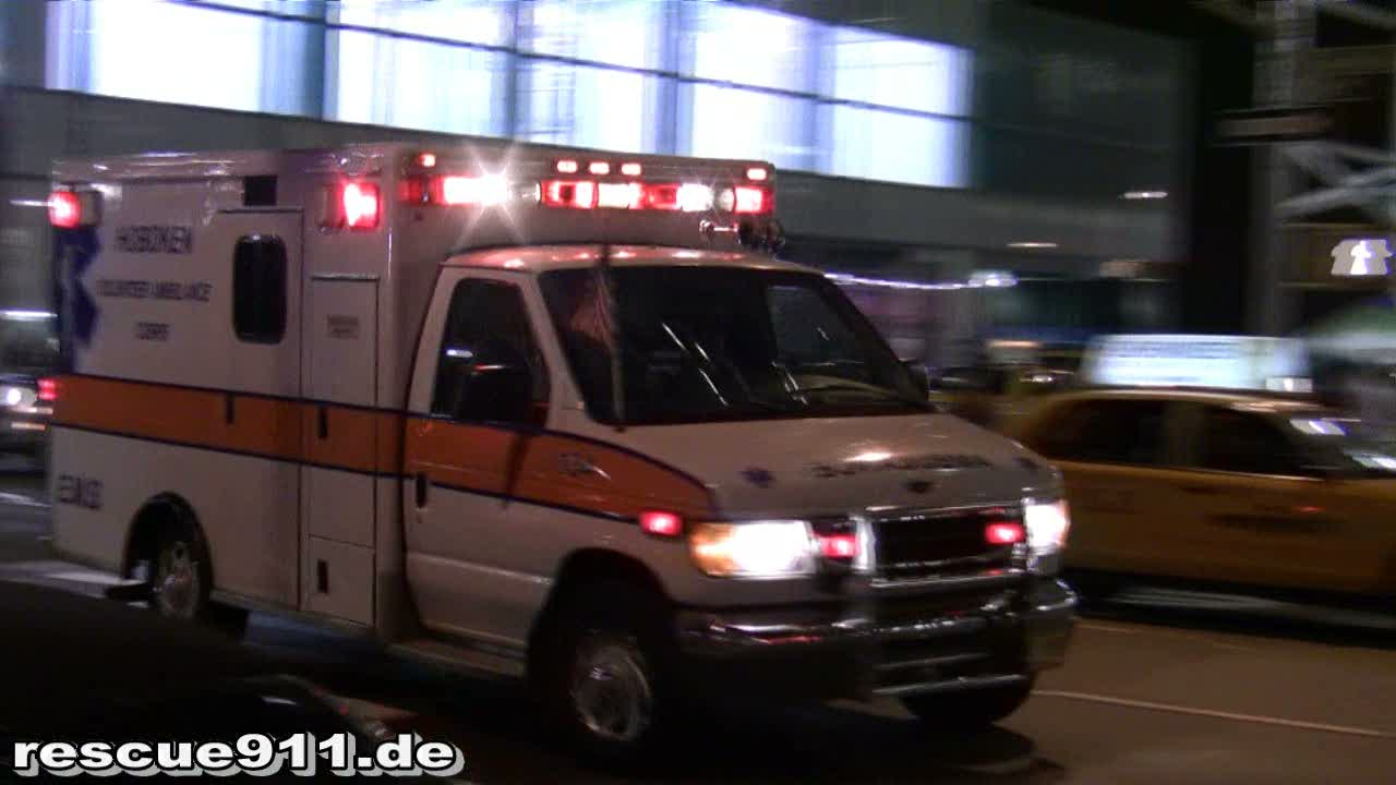 Ambulance Hoboken Volunteer Corps (stream)