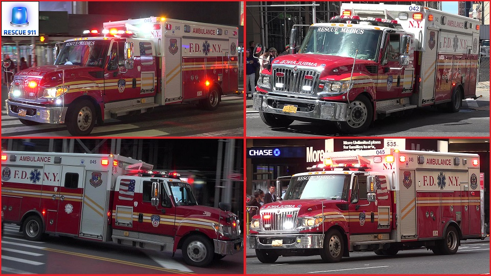 Rescue Medics FDNY (collection) (stream)