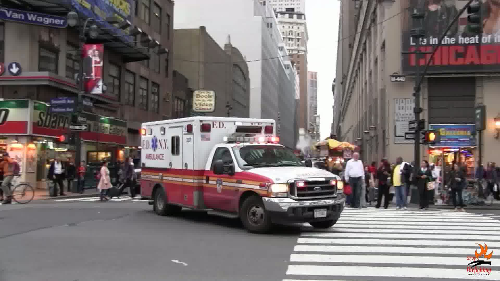 Ambulance 287 FDNY (collection)