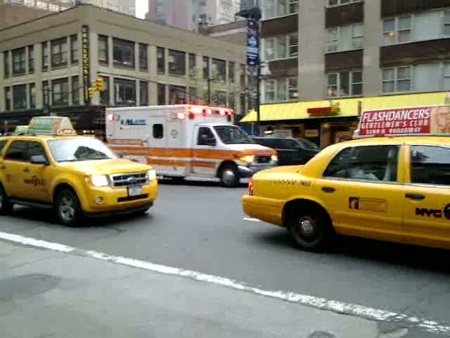 Ambulance McCabe Ambulance