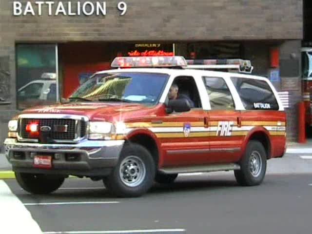 Battalion 9 FDNY + Ambulance NYU (stream)