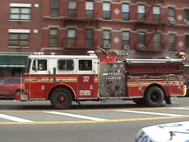 Engine 37 FDNY (collection) (stream)