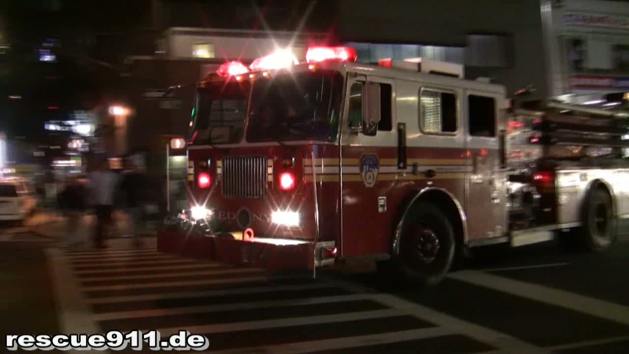 Engine 54 FDNY (stream)