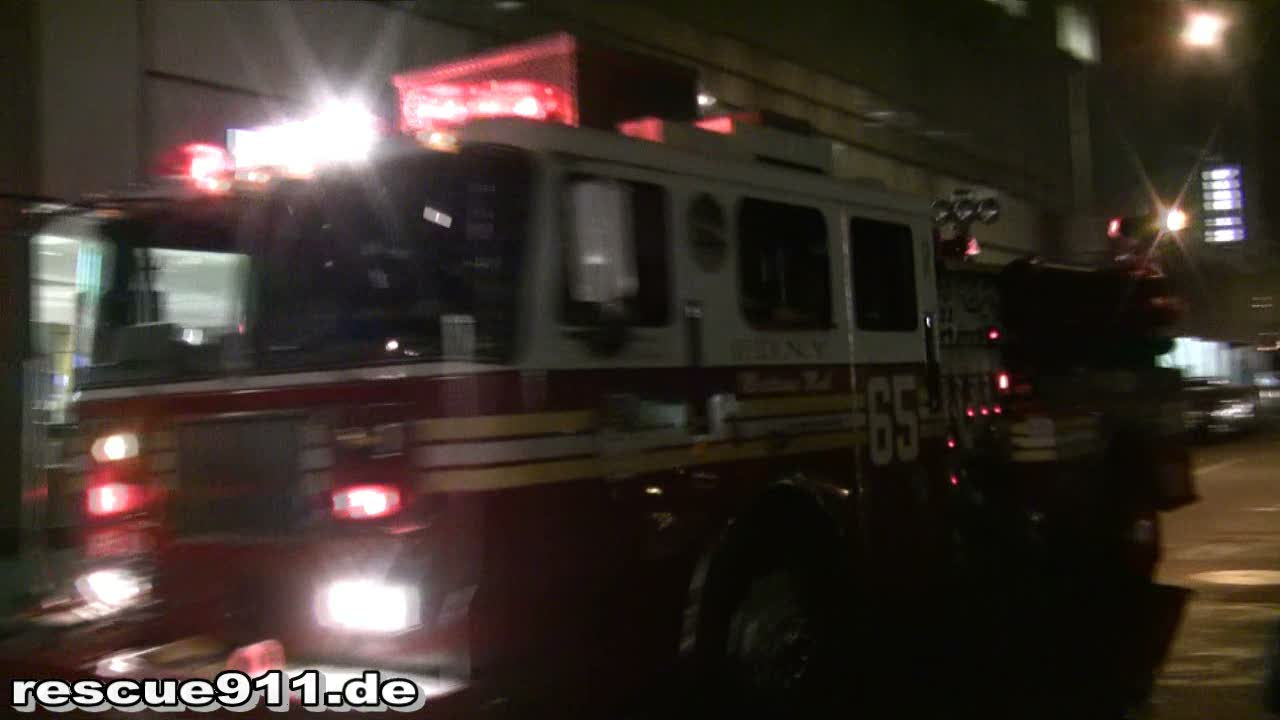 Engine 65 FDNY (stream)