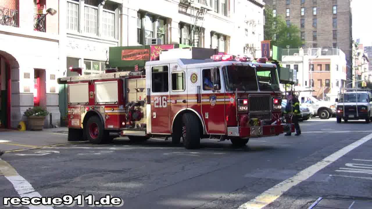 Engine 216 FDNY (stream)