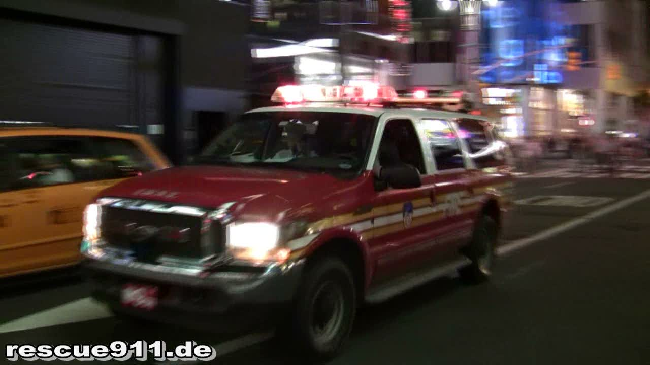 Battalion Chief 9 FDNY (stream)