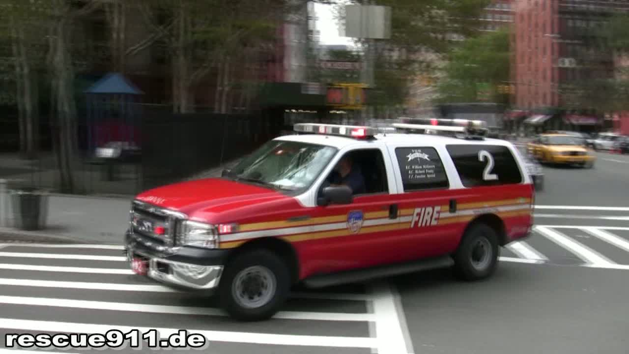 Battalion Chief 2 FDNY (stream)