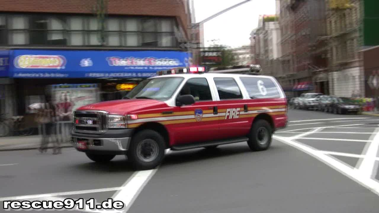 Battalion Chief 6 FDNY (stream)
