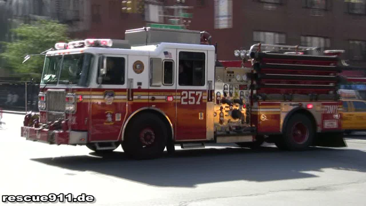 Engine 257 FDNY (stream)