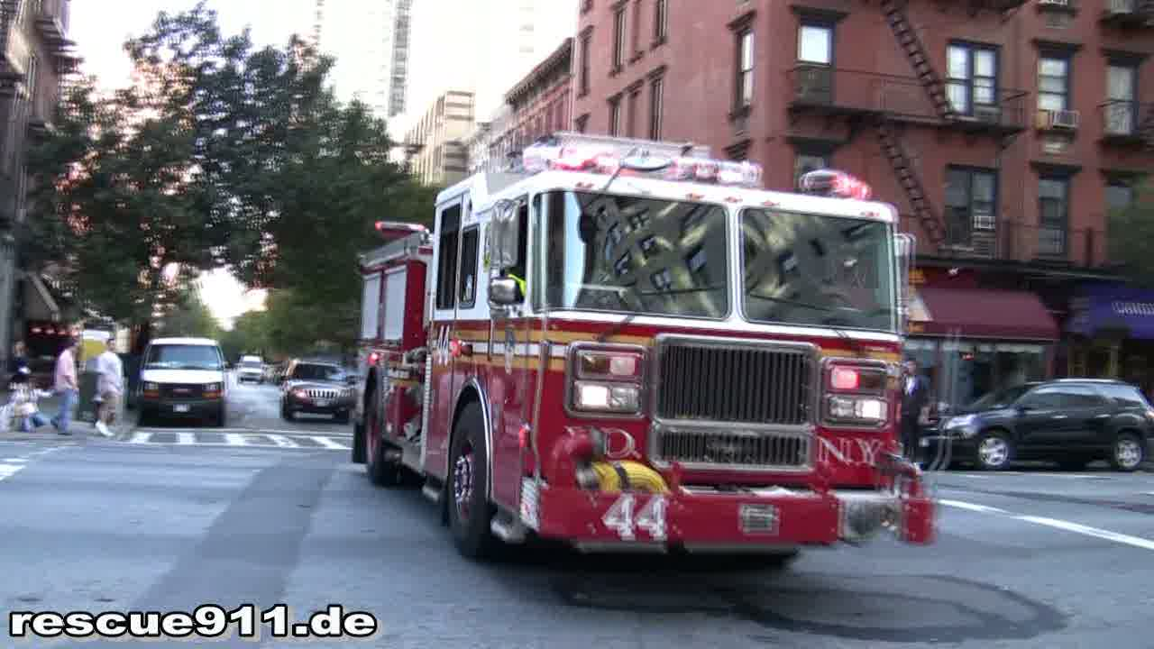 Engine 44 FDNY (stream)