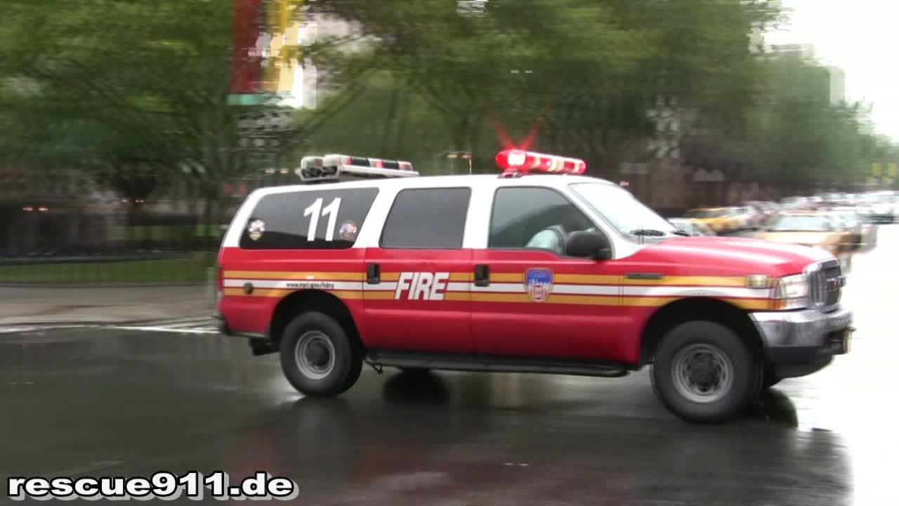 Battalion Chief 11 FDNY (stream)