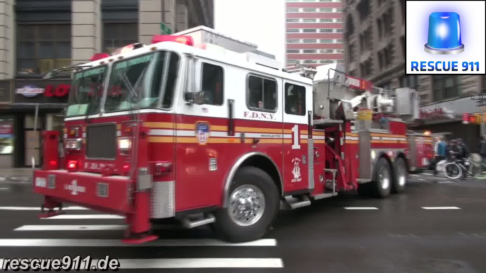 Apparatus FDNY (collection) (stream)
