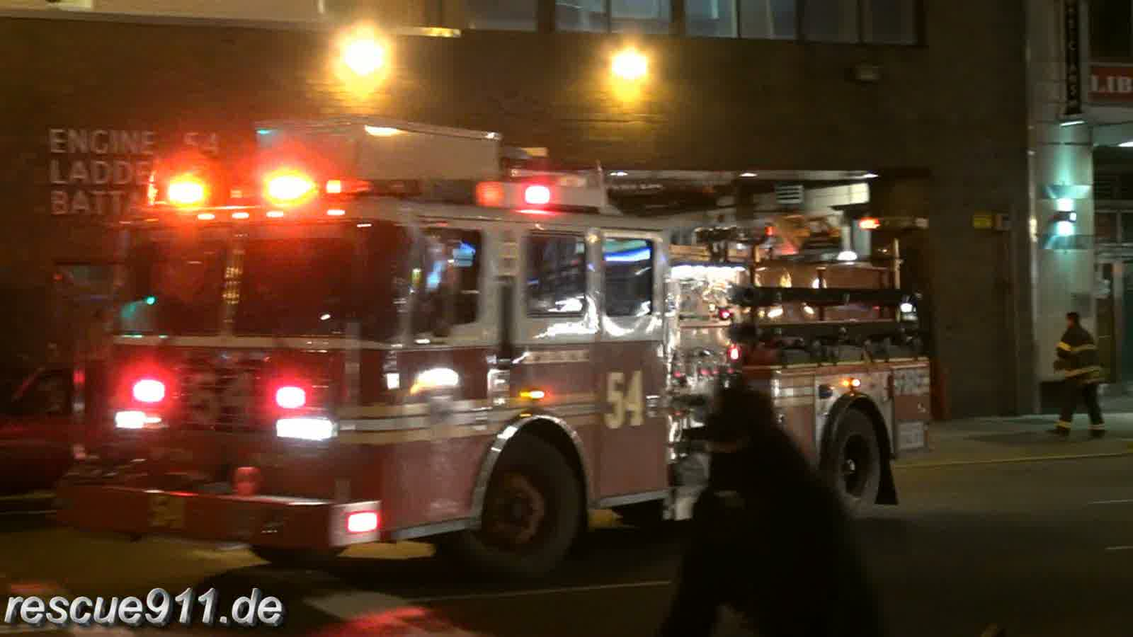 Fire Response FDNY (collection) (stream)