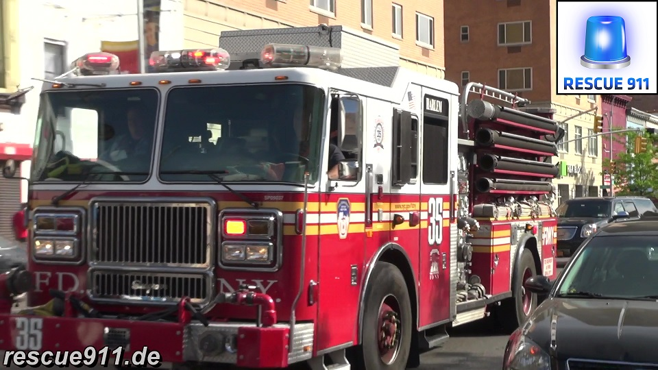 Engine 35 FDNY (stream)
