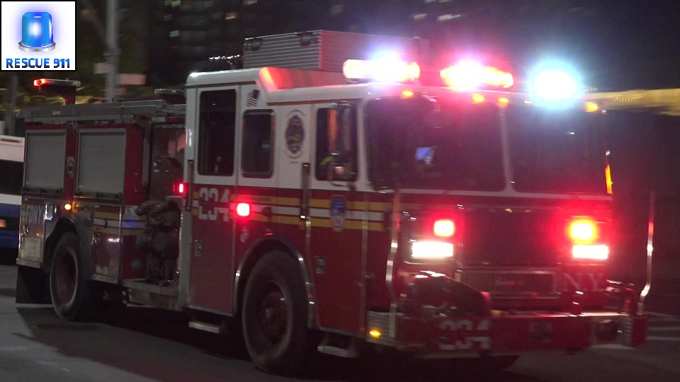 Engine 234 FDNY (stream)