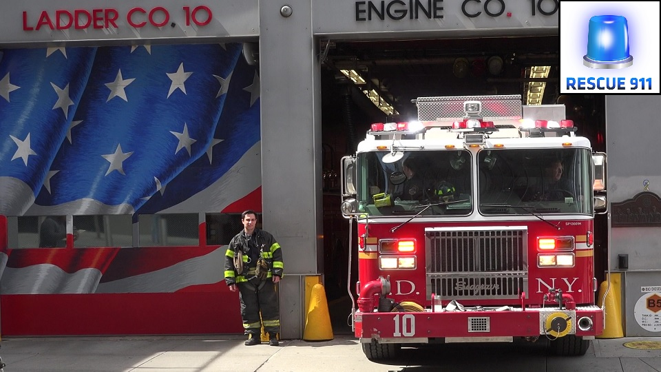 Engine 10 FDNY (stream)