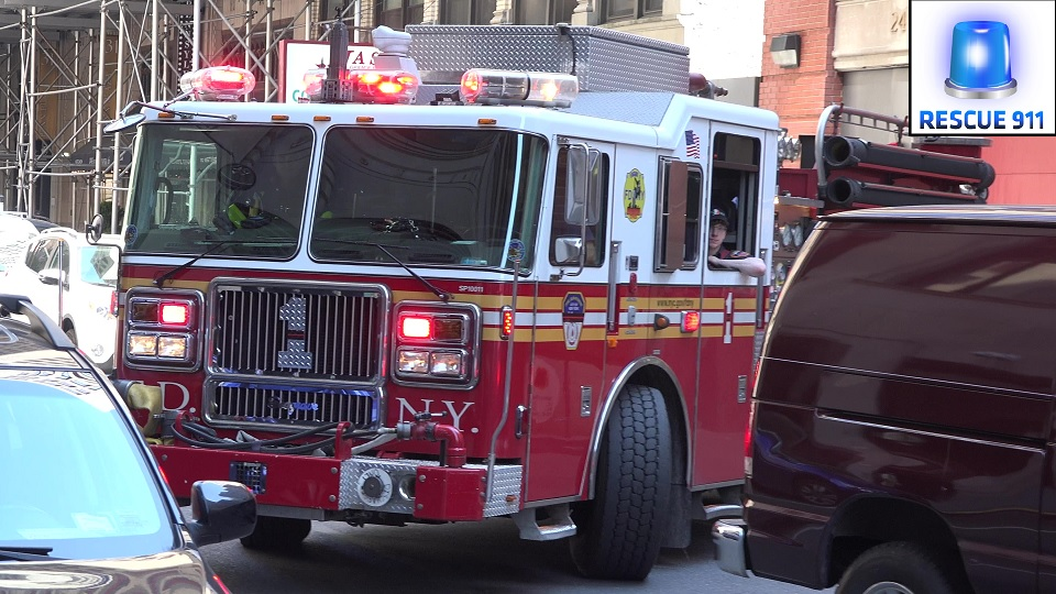 Engine 1 FDNY (stream)