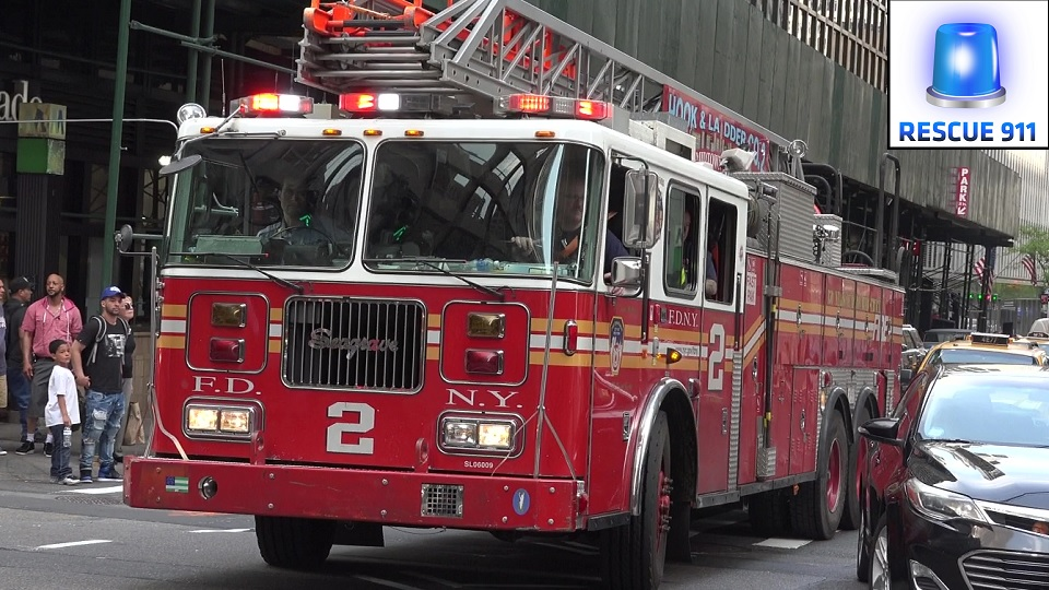 Ladder 2 FDNY (stream)