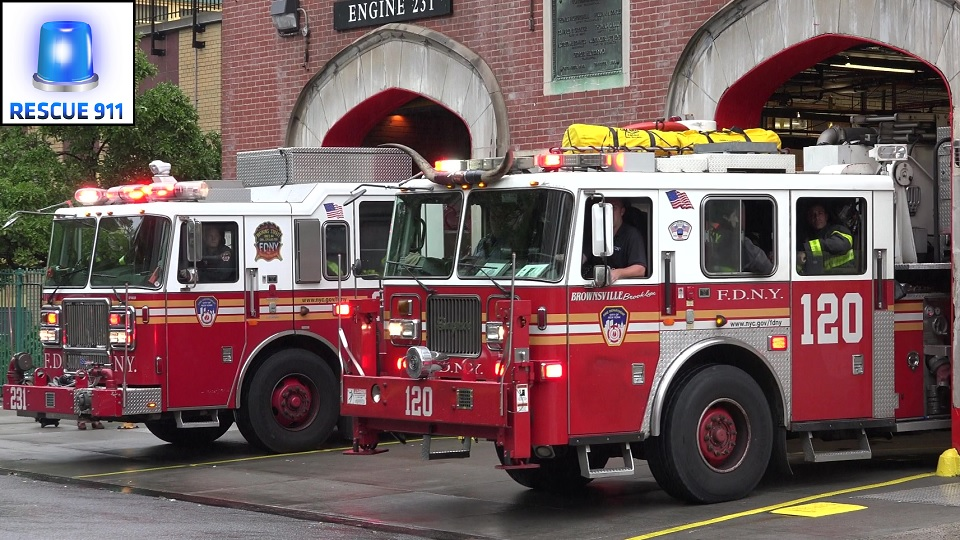 Battalion 44 + Ladder 120 + Engine 231 (stream)