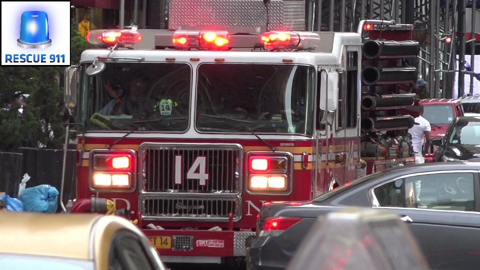 Engine 14 FDNY (stream)